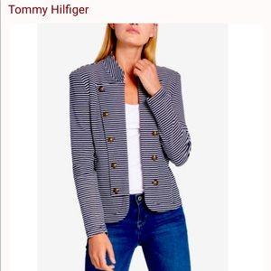 Tommy Hilfiger Military Band Spring Jacket